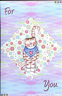 Marie B_cute kitty_Nikky blog