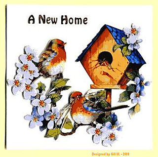 Gill M a_New_Home