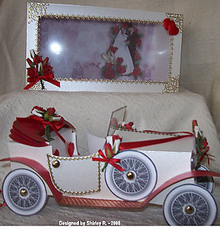 Red and white colin car1 by shirleyr