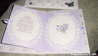 Lynne C LILAC BIRTHDAY ROSE CARD (3)