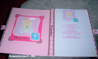 Lynne C CHRISTENING CARD GIRL (1)
