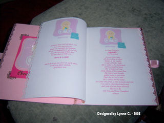 Lynne C CHRISTENING CARD GIRL (2)