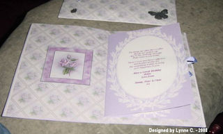 Lynne C LILAC BIRTHDAY ROSE CARD (2)