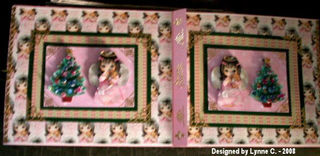Lynne C PINK ANGEL CARD 3