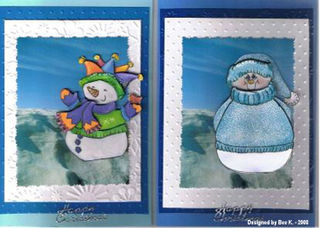 Bev K More_Crafty_Nikki_snowmen