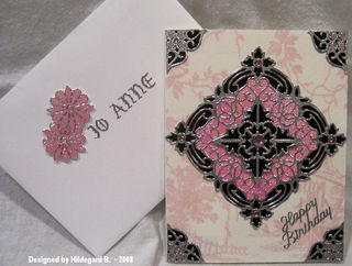 Hildegard B card and envelope100_4855