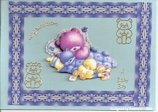 Donna G Baby Shower card for Tyler Gendron1