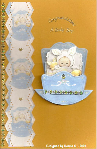 Donna G Baby Shower card for Tyler Gendron3