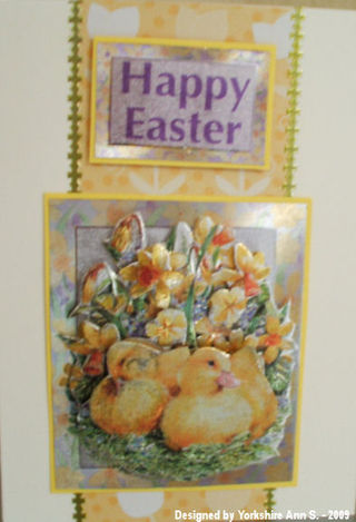 Happy easter 2 Yorkshire Ann