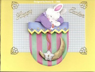 Donna G Easter card 4