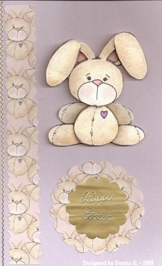 Donna G Easter card 6