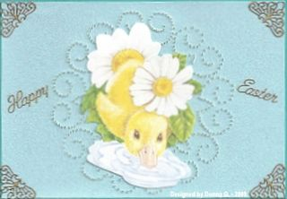 Donna G Easter card 8