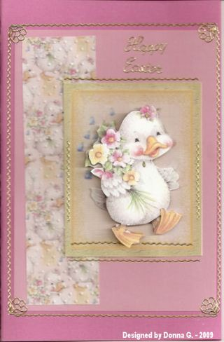 Donna G Easter card 3