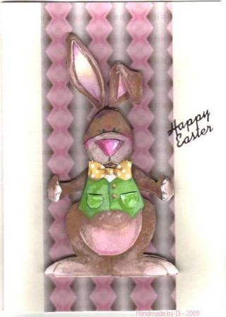 Di easter rabbit '09