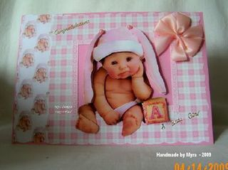 Myra baby_card_girl