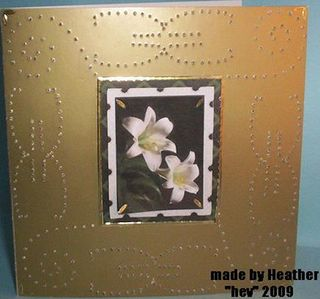 Hev (Heather) card 208n
