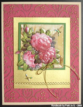 Patti Jo S Diana Birthday Card a