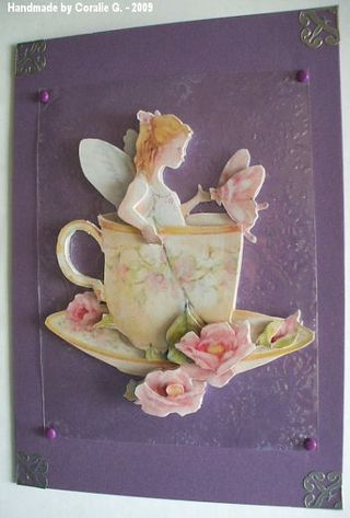 Coralie g teacup fairy