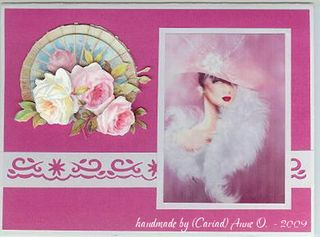 Anne (Cariad) April 09 - Nikky Pink Floral Image by Cariad