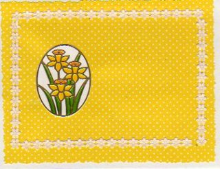 Candy S daffodils