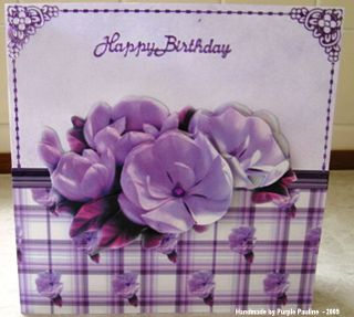 Purplepauline purple_flower_card