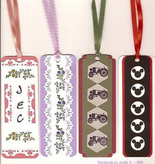 Jackie C bookmarks