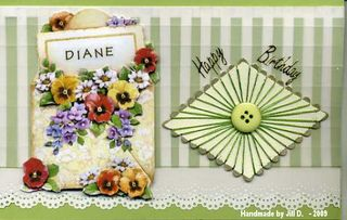 Jill D Diane Birthday card092