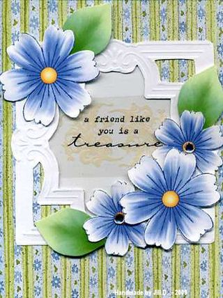 Jill D FSS friend card090