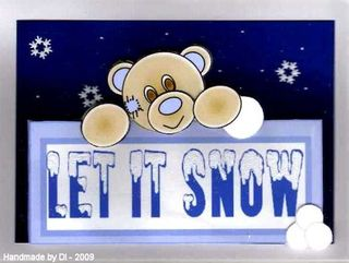 Di let it Snow '09