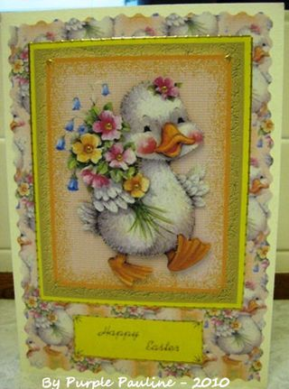 PurplePauline nikkys_easter_duck