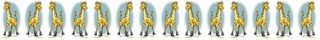 Giraffe4sheet-Nicole ribbon strip