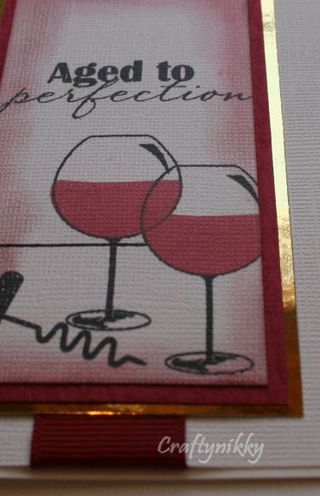 Craftynikky aged to perfection card 2