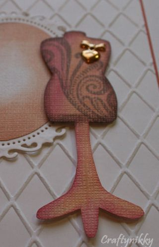 Craftynikky Heartfelt thanks card 4