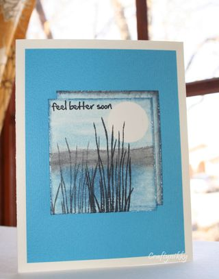 Craftynikky feel better soon moonlight card 1