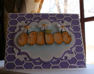 Craftynikky Easter card 8