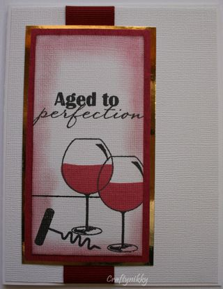 Craftynikky aged to perfection card 4