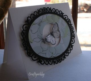 Craftynikky butterfly card 6
