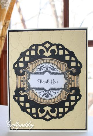Craftynikky thank you just rite stamp card 4
