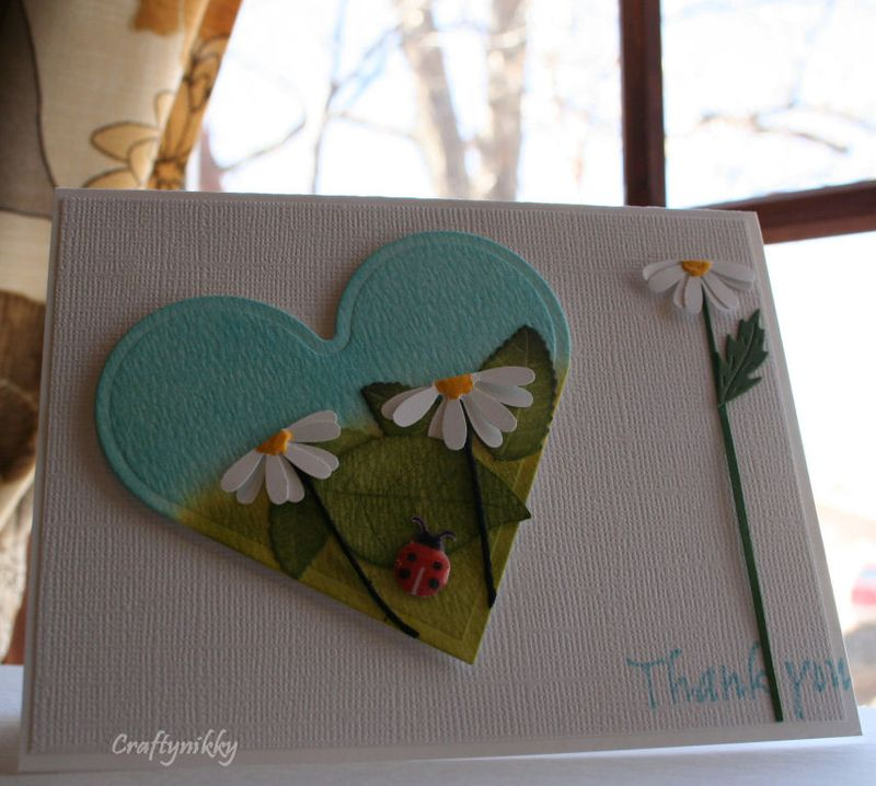 Craftynikky Thank you heart card 3