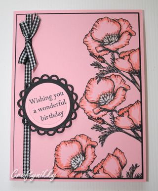 Craftynikky bday card 1