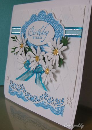 Craftynikky rose card 1