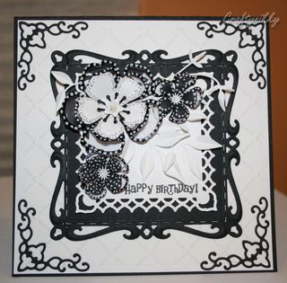 Craftynikky transparent flower card 4
