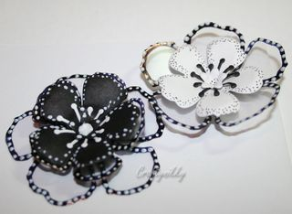 Craftynikky Transparent flower tut 3