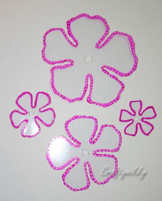 Craftynikky Transparent flower tut 10