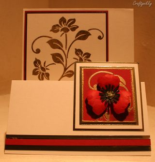 Craftynikky Birthday poppy 1 for blog