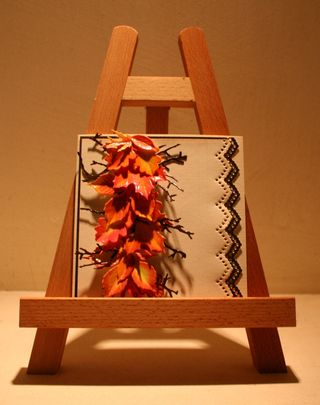 Craftynikky Autumn splendor card 1