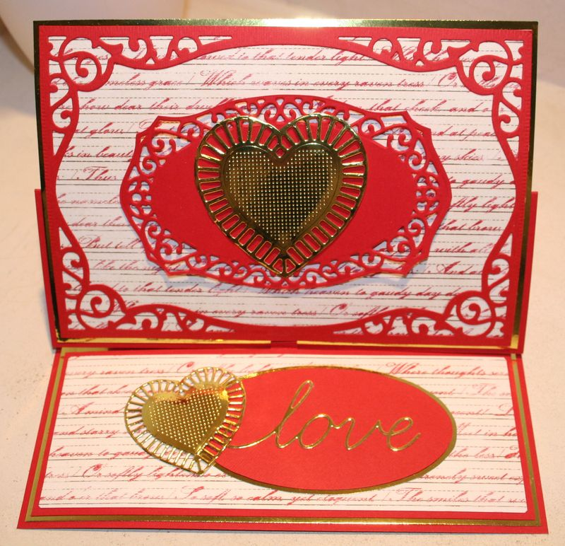 Craftynikky Masculine Easel Valentine 2014-1