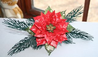 Craftynikky poinsettia 3