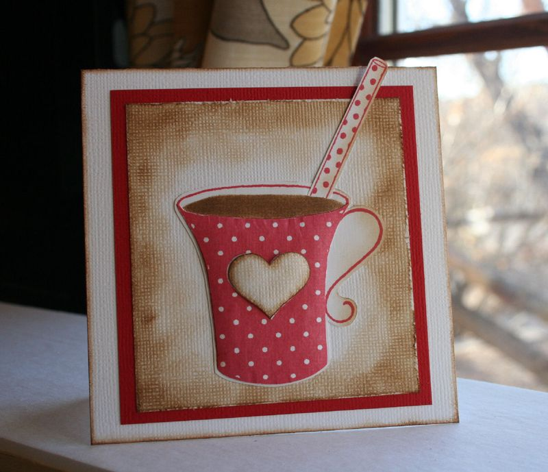 Craftynikky love coffee mug with straw 2