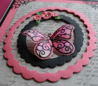 Craftynikky mini class butterfly  2